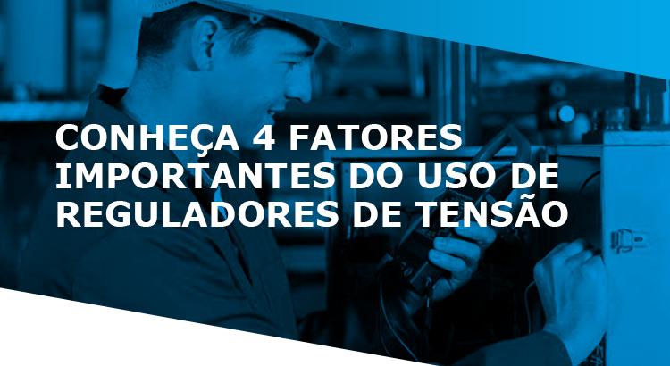 REGULADORES DE TENSÃO